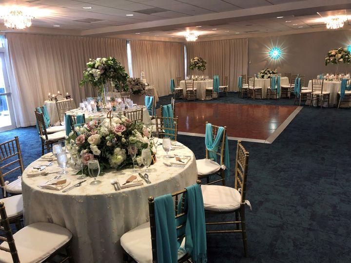 Tmx Reception Room Shot 51 741101 1560516834 Delray Beach, FL wedding venue
