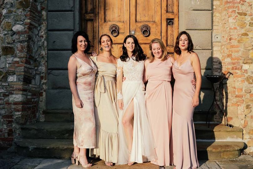 Bridesmaids power