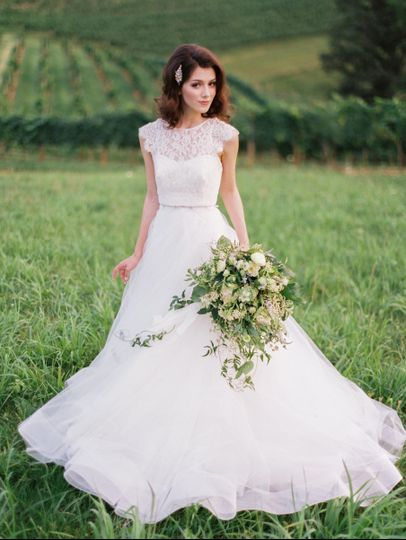 Wildflower bridal dress attire asheville nc nc for Wedding dresses asheville nc