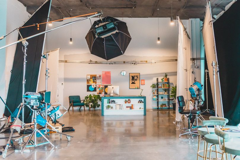 Curated as a studio