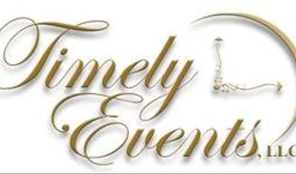 Timely Events, LLC 1