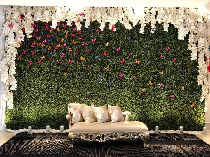 Tmx Osman Flower Wall 51 193101 159007270891543 Northbrook, IL wedding venue