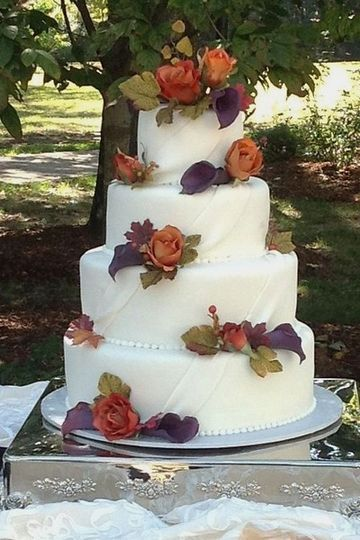 autum cakes