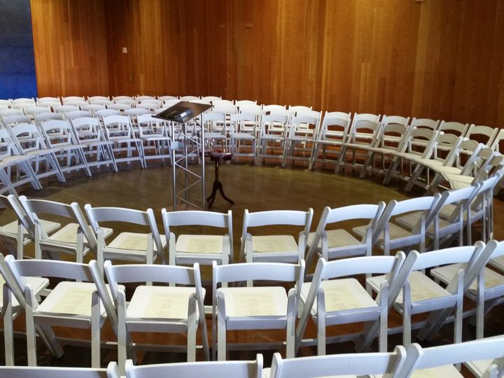 Tmx Ceremony In The Round Redwood Hall Cheat A Little Catering 51 1044101 159267615550790 San Mateo, CA wedding catering