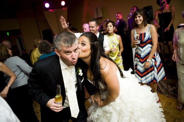 Tmx 1450579575047 Olivia Kissing Josh Pebble Beach, CA wedding dj