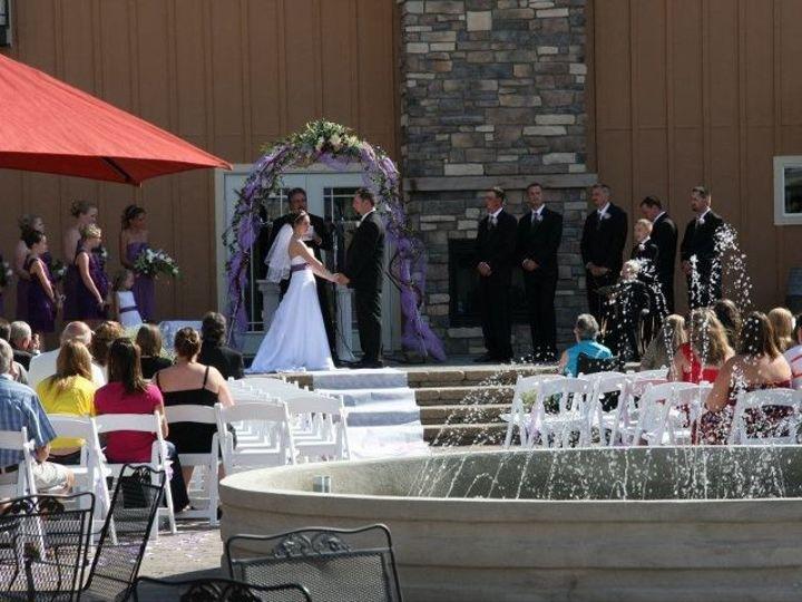 Tmx 1506697969596 Outdoor Wedding Ceremony In Courtyard Hutchinson, Minnesota wedding venue
