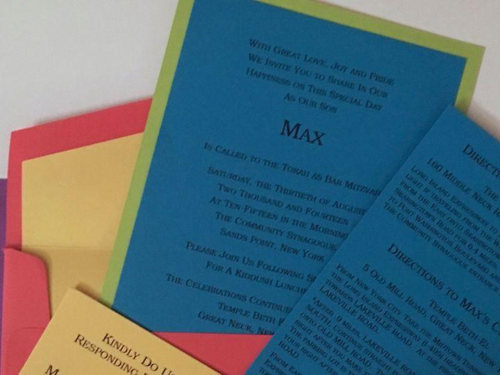 Tmx 0d312c7e Eb9b 451d B929 E9c9a40a4e94 51 494101 160951753774076 Port Washington, NY wedding invitation