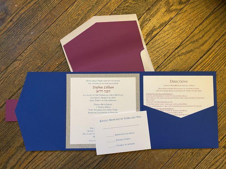 Tmx Img 1274 51 494101 160972558674574 Port Washington, NY wedding invitation