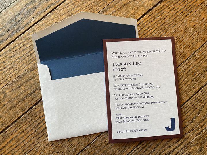 Tmx Img 1285 51 494101 160972556871936 Port Washington, NY wedding invitation