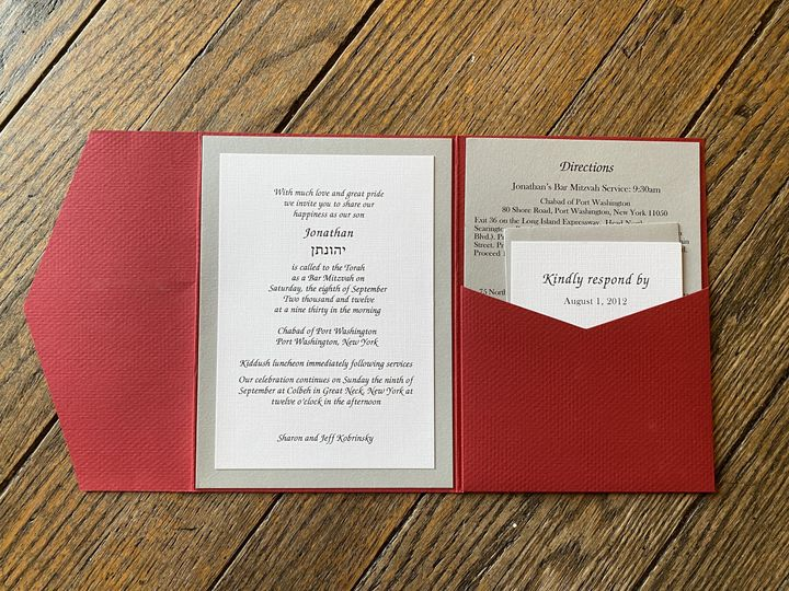 Tmx Img 1287 51 494101 160972556829358 Port Washington, NY wedding invitation