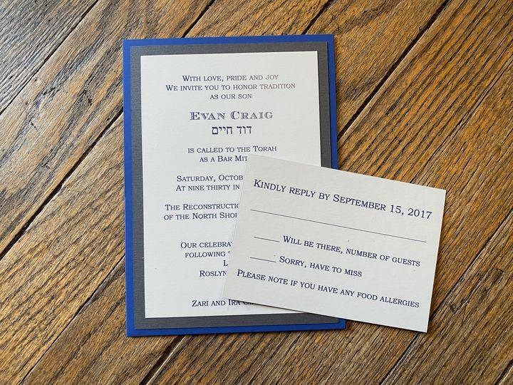Tmx Img 1291 51 494101 160972584452733 Port Washington, NY wedding invitation
