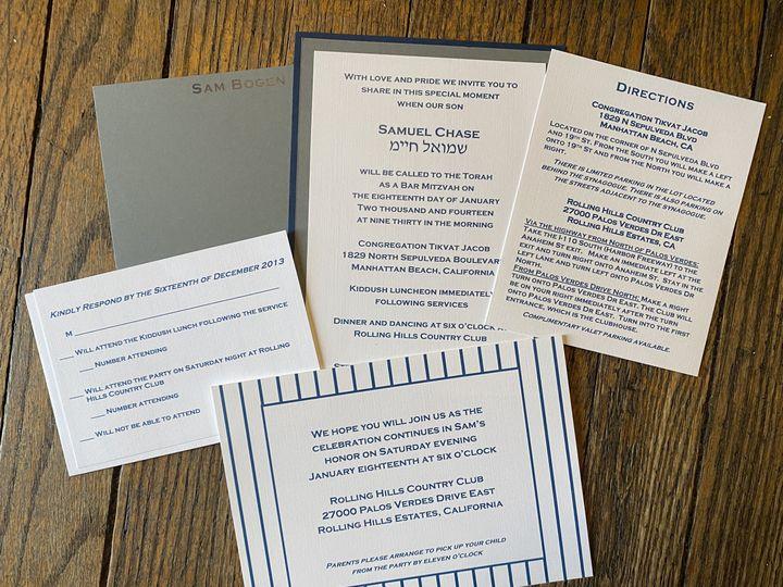 Tmx Img 1296 51 494101 160972584698835 Port Washington, NY wedding invitation