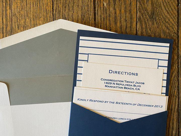 Tmx Img 1297 51 494101 160972583871420 Port Washington, NY wedding invitation
