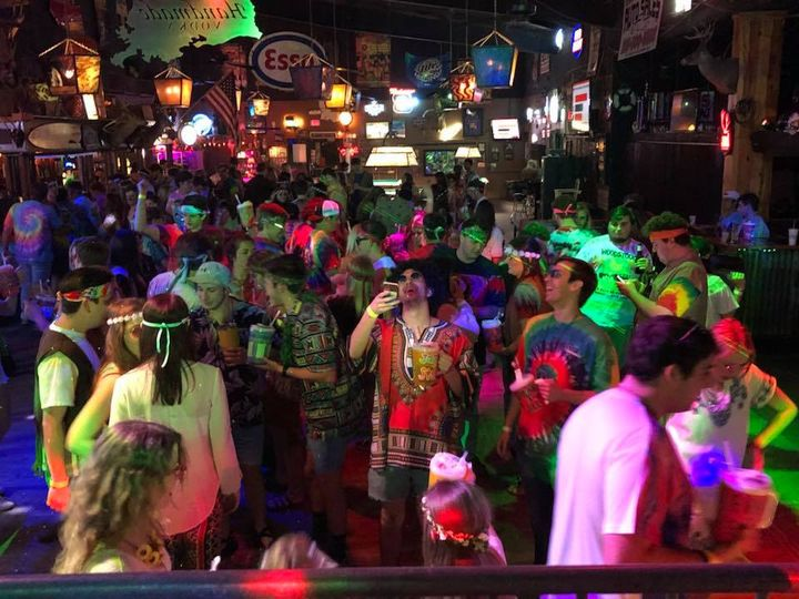 Theme Party in Baton Rouge
