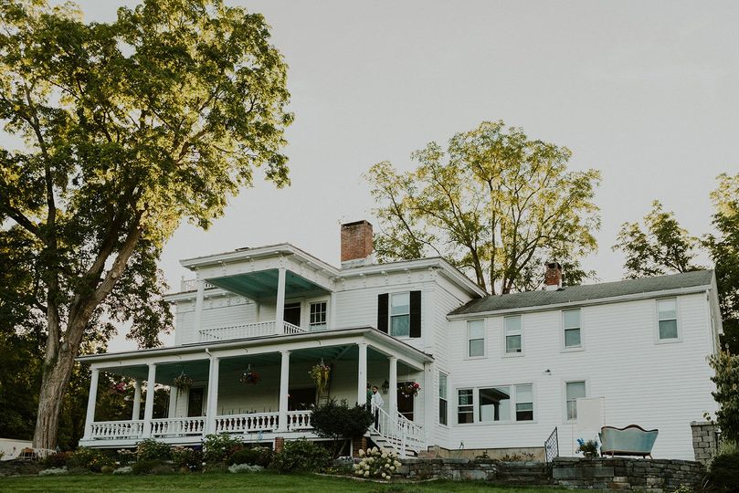 1855 Colonial House