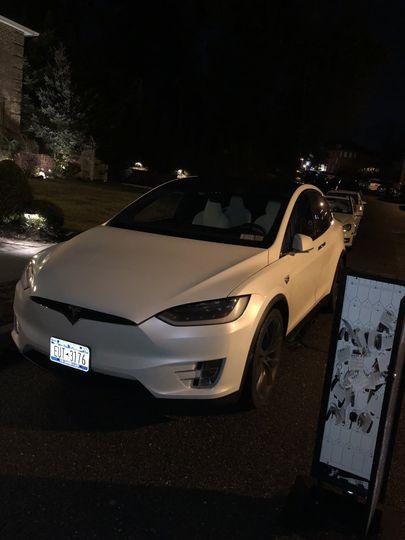 Tesla event