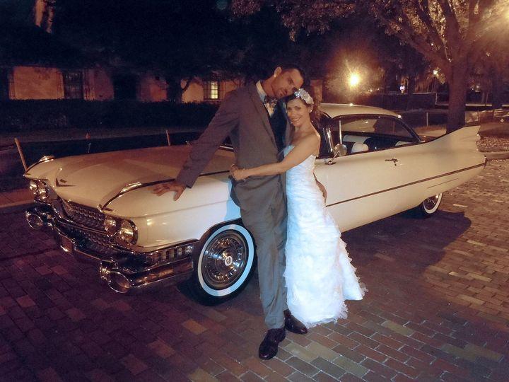 Tmx 1517417808 3fbe9e34d9c56ab6 1517417803 D233541a62b2814a 1517417784502 1 1959CaddyWedding Orlando wedding transportation