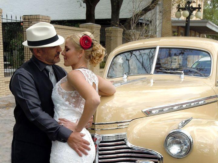 Tmx 1517417883 852b31c0fc4a4994 1517417880 Faf12dcacf81a155 1517417860949 3 1941ChevyWedding Orlando wedding transportation