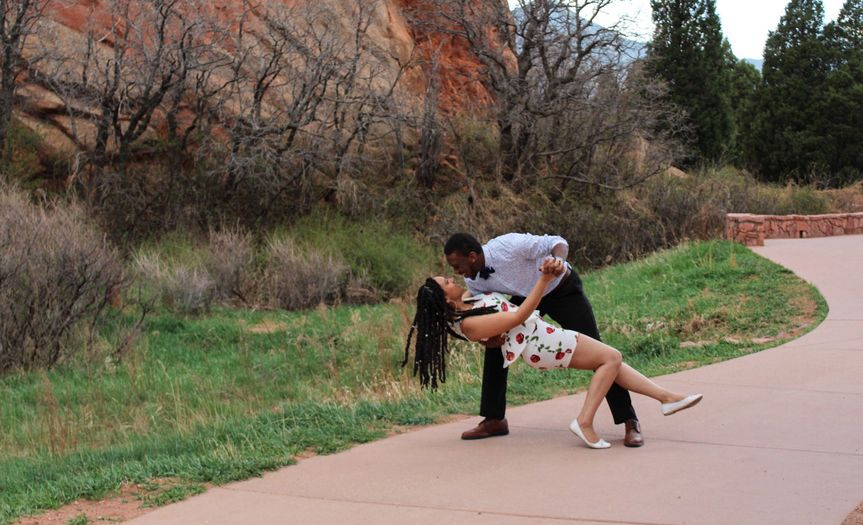 Dancing into love