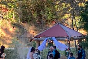 The Wagon Wheel Event Center at WagonMaster Ranch