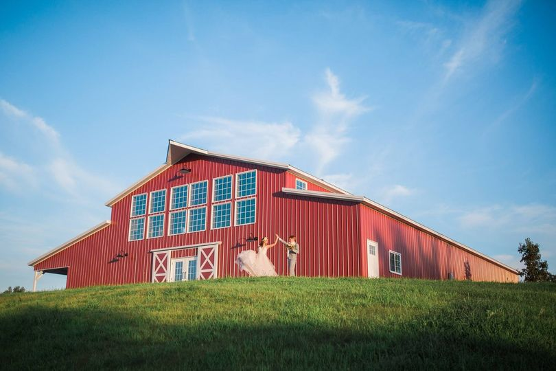 Red Acre Barn