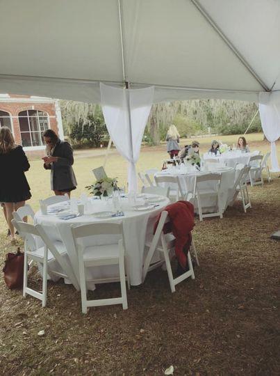A sweet wedding