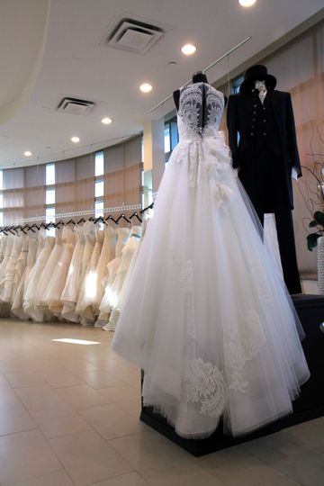 Marie Gabriel Couture Bridal - Dress & Attire - Indianapolis, IN ...