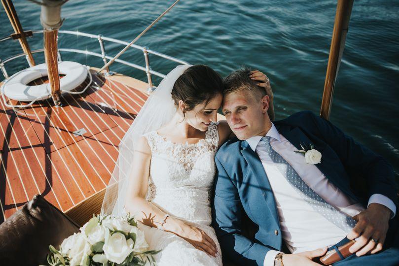 Stouts Island Wedding