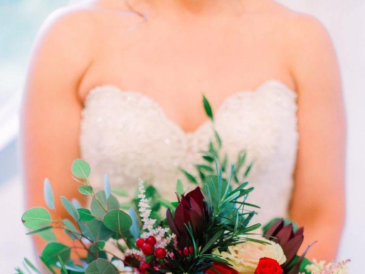 Tmx Bride Bouquet Burgandy Blush Champagne Textured Copy Copy 51 1039101 Frankfort, NY wedding florist