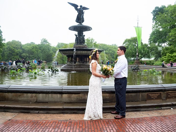 Tmx Central Park Elopement Bouquet Flower Crown Boutineer Copy 2 51 1039101 Frankfort, NY wedding florist