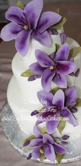 Sugar lilies by Donna Joy