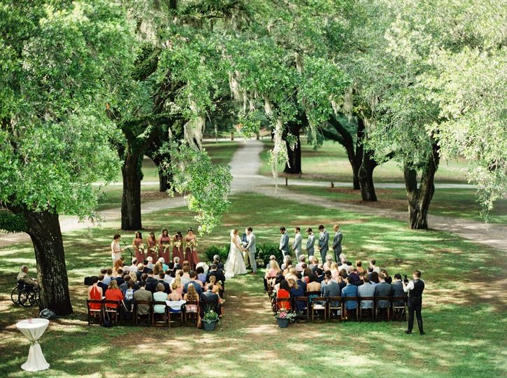 mcleoad plantation wedding ceremony 51 440201
