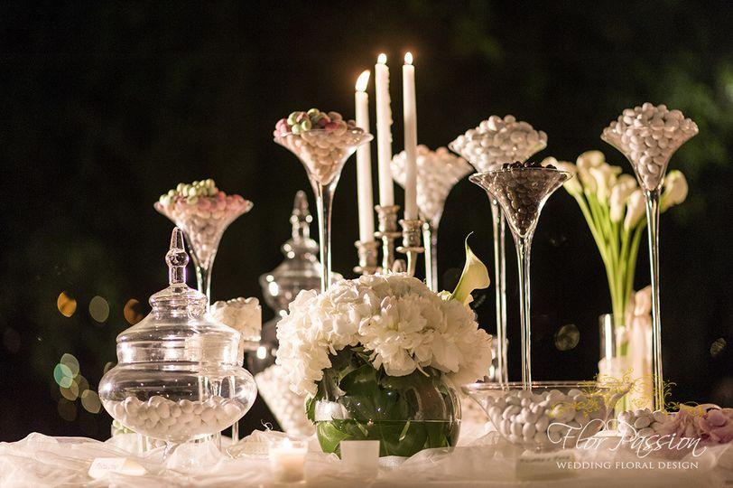 Confetti Table