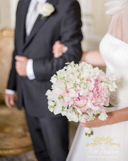 Bridal Bouquet FlorPassion