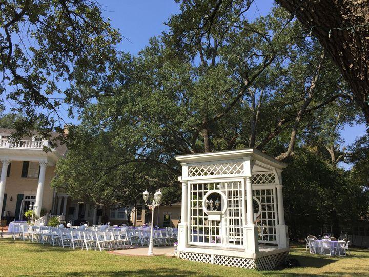 The Gardens At Madeley Manor Venue Conroe Tx Weddingwire
