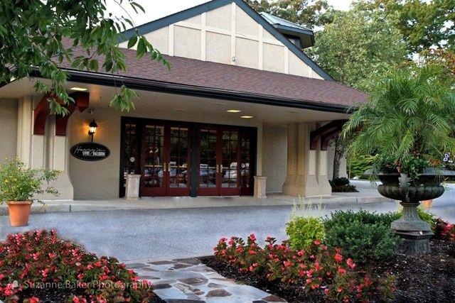 ballroom entrance smaller