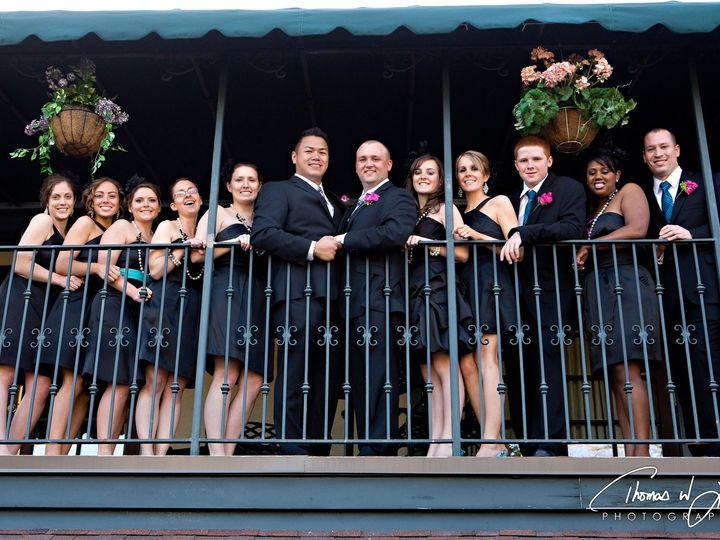 Tmx 1405529431741 Bridal Party On Terrace Outside Bridal Suite Cu Wilmington, DE wedding venue
