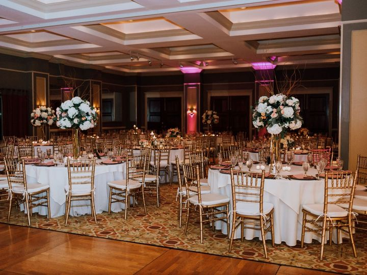 Tmx Bamboo Chairs Pink Uplighting Room Setup 51 31201 157868628221856 Wilmington, DE wedding venue