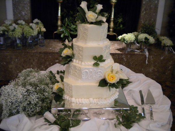 Kraz Elegant Cakes Llc Wedding Cake Pinehurst Nc