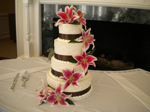Tmx 1323100721435 DSCN2997 Pinehurst wedding cake