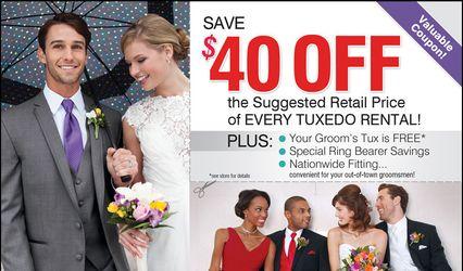 Black Tie Formals & Heirloom Bridal 1