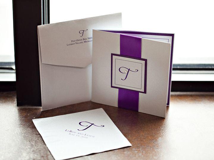 Tmx 1389979563663 1191347790lepenn Nhp15 Southfield wedding invitation