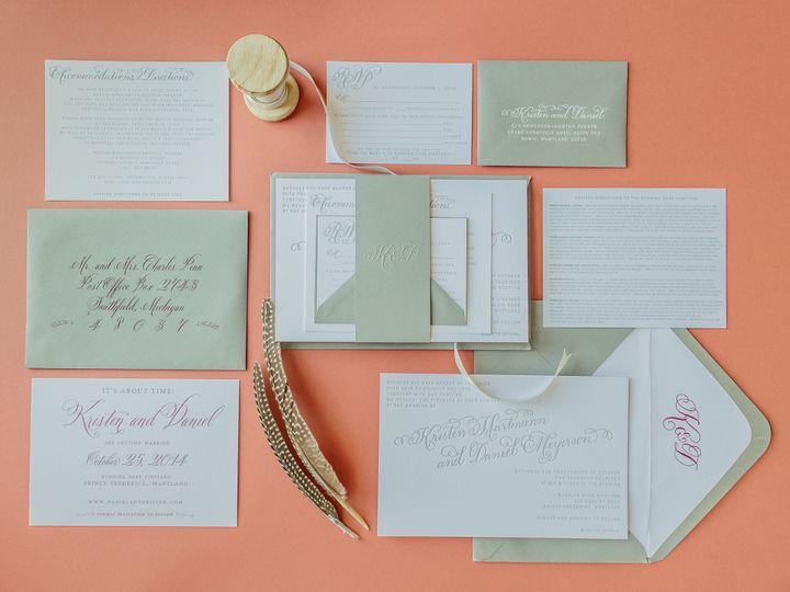 Tmx 1450201265465 2015 01 23 00001 Southfield wedding invitation