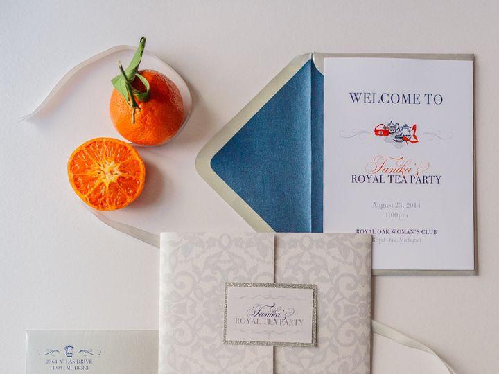 Tmx 1450201445806 2015 01 23 00043 Southfield wedding invitation