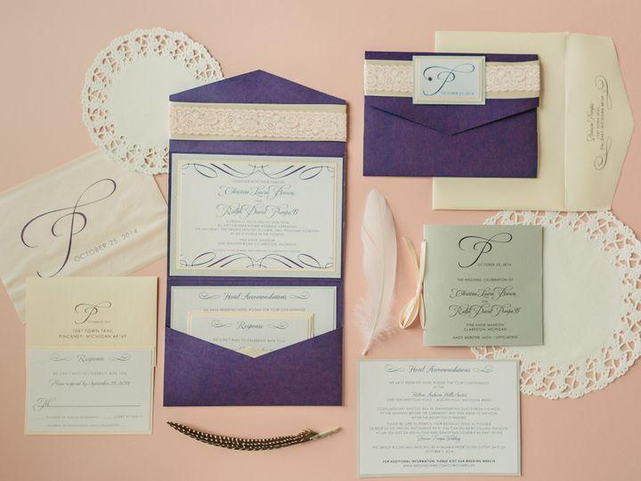 Tmx 1450201466022 2015 01 23 00059 Southfield wedding invitation