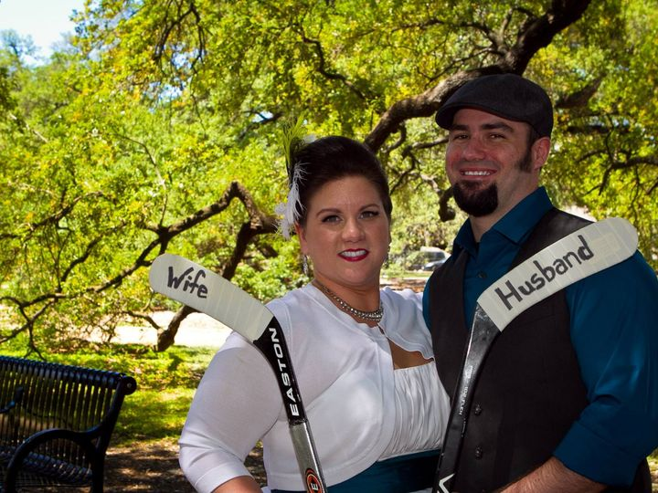 Tmx Wedding Aandp Hockey2 51 1073201 1561120888 Houston, TX wedding officiant
