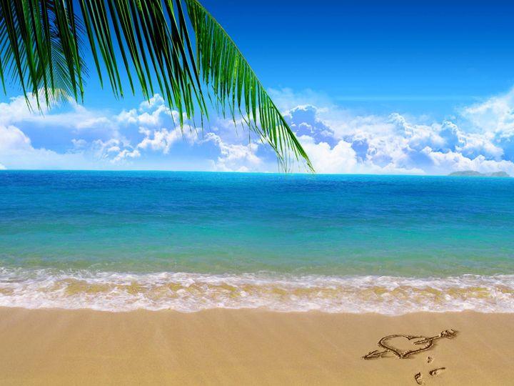 Tmx 1447356465664 Love Heart On Beach Sand 2560x1600 156 Saint Cloud wedding travel