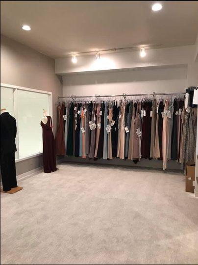 Second level bridesmaid room
