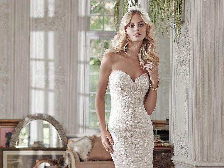 Tmx 1477518549107 Rosamund Coralville, IA wedding dress
