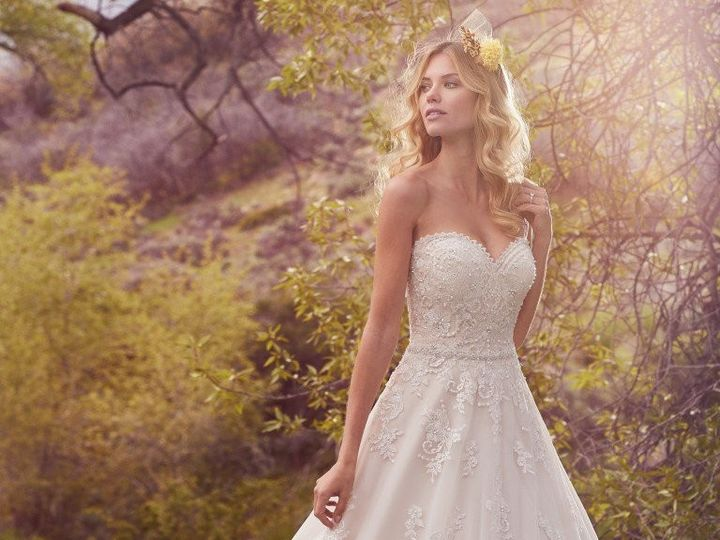 Tmx 1480091348522 Reba Coralville, IA wedding dress